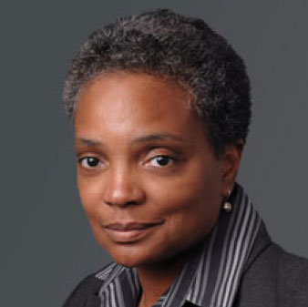 Lori Lightfoot Mayer Brown professional headshot